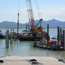 APLNG Curtis Island and Mainland Roll on Roll off Facilities