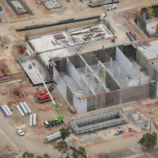 Bundamba Wastewater Treatment Plant