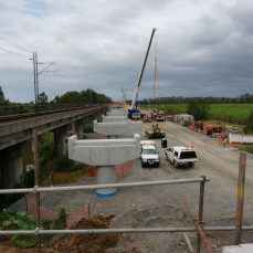 Coomera to Helensvale Rail Duplication