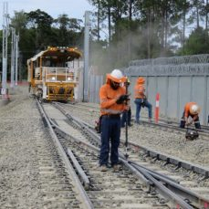 Queensland Rail Stabling Project