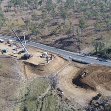 Dawson Highway Bridges Replacement Project