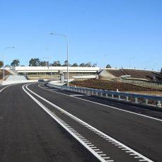 Tinana Interchange Upgrade