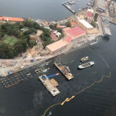Garden Island Critical Infrastructure Recovery Program